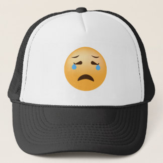 Sad Emojis Trucker Hat