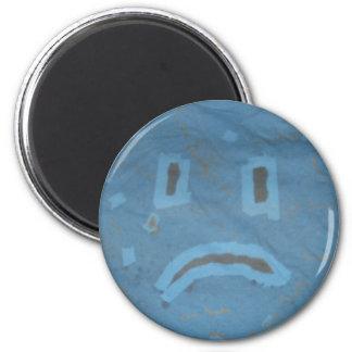 Sad Face Magnet