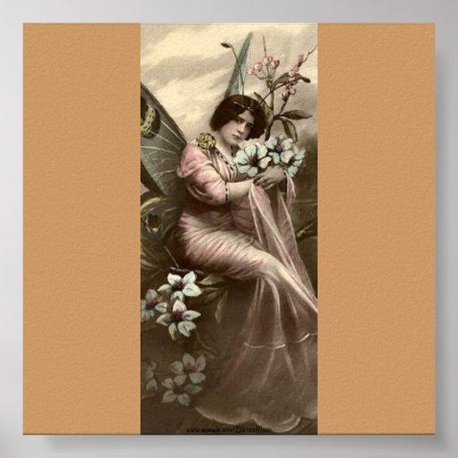 Sad Fairy Posters