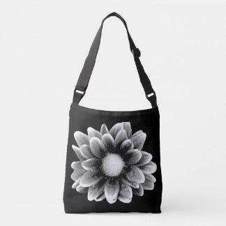 Sad Flower Crossbody Bag