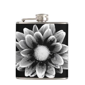 Sad Flower Hip Flask