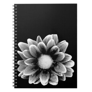 Sad Flower Notebooks