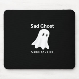 Sad Ghost Game Studi Mouse Pad