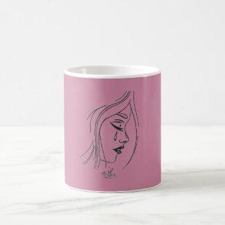 Sad Girl Mug