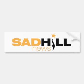 Sad Hill News Bumper Sticker