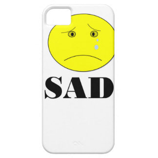 SAD! iPhone 5 CASE