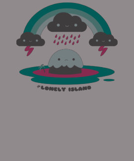 Sad Island 2 Shirt