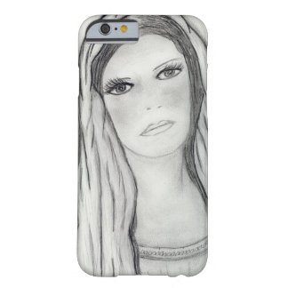 Sad Mary Barely There iPhone 6 Case