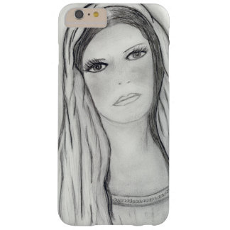 Sad Mary Barely There iPhone 6 Plus Case