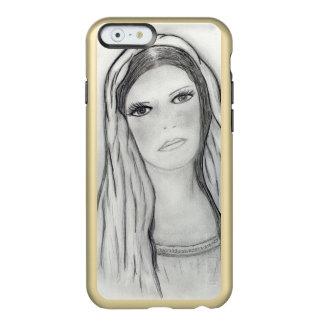 Sad Mary Incipio Feather® Shine iPhone 6 Case