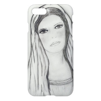 Sad Mary iPhone 8/7 Case