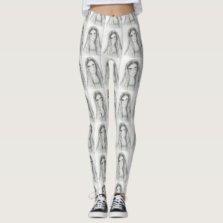 Sad Mary Leggings