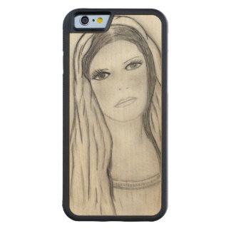 Sad Mary Maple iPhone 6 Bumper Case