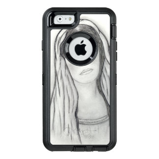 Sad Mary OtterBox Defender iPhone Case