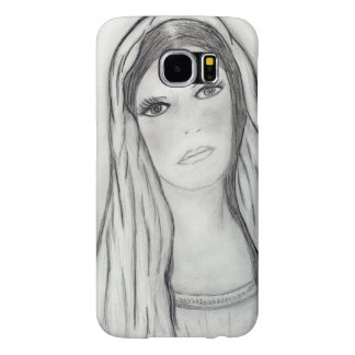 Sad Mary Samsung Galaxy S6 Cases