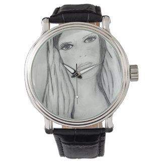 Sad Mary Wrist Watches