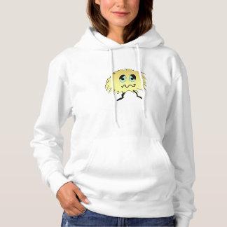 sad monster hoodie