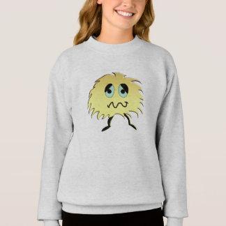 sad monster sweatshirt
