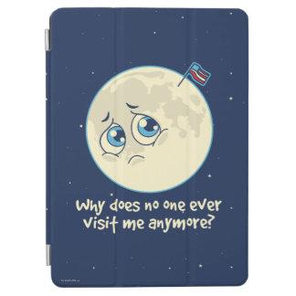 Sad Moon iPad Air Cover