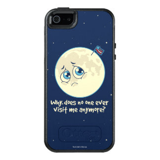 Sad Moon OtterBox iPhone 5/5s/SE Case