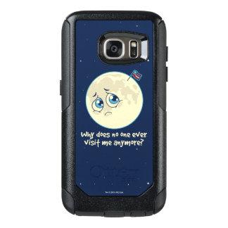 Sad Moon OtterBox Samsung Galaxy S7 Case