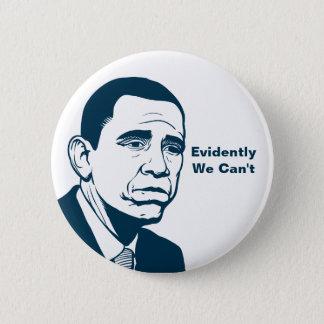 Sad Obama Button