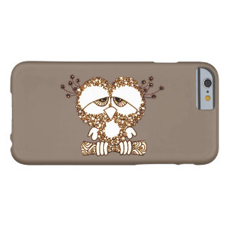 Sad Owl Barely There iPhone 6 Case