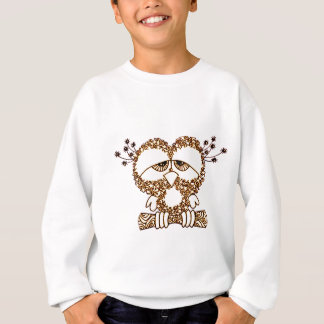 Sad Owl Sweatshirt