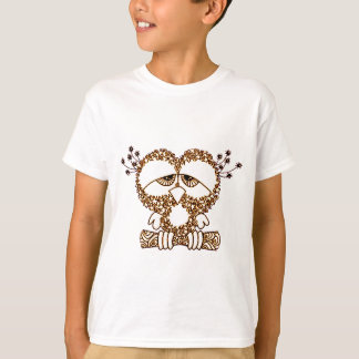 Sad Owl T-Shirt