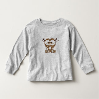 Sad Owl Toddler T-shirt