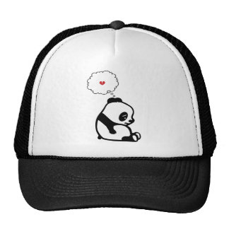Sad Panda Trucker Hat