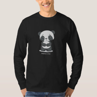 Sad Panda Men's American Apparel Long Sleeve Shirt