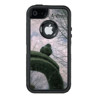 Sad pigeon OtterBox defender iPhone case