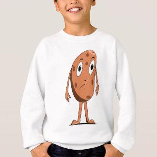 Sad potato sweatshirt
