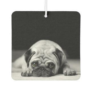 Sad Pug Air Freshener