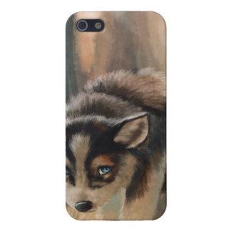 Sad puppy iphone case