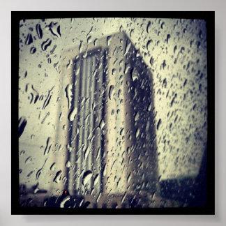 Sad Rainy Day Print