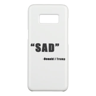 """Sad"" Samsung case"