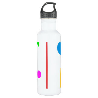 Sad Surfboard 710 Ml Water Bottle