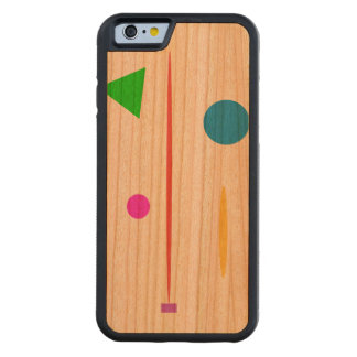Sad Surfboard Cherry iPhone 6 Bumper Case