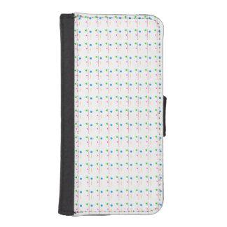 Sad Surfboard iPhone SE/5/5s Wallet Case