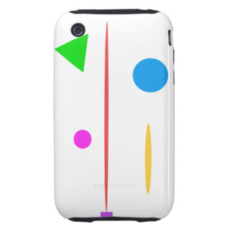 Sad Surfboard Tough iPhone 3 Cases