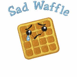 Sad Waffle Embroidered Tee
