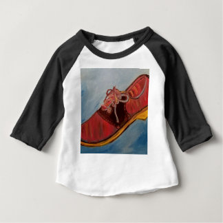 Saddle Shoe Baby T-Shirt
