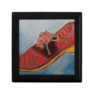 Saddle Shoe Gift Box