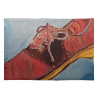 Saddle Shoe Placemat