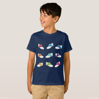 Saddle Shoes in Color T-Shirt