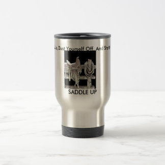 Saddle Up! Travel Mug