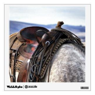 Saddle UP! Wall Sticker