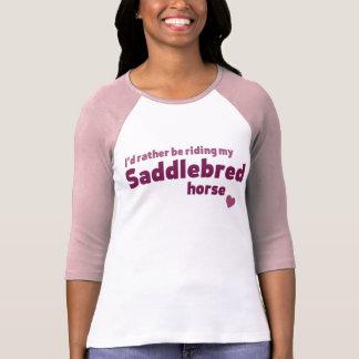 Saddlebred horse T-Shirt
